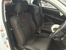 SUZUKI SX4 ALL MODELS Camden Red Back Support Full Set Car Seat Cover