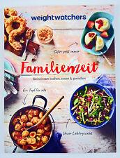 Familienzeit Kochbuch Von Weight Watchers 2018