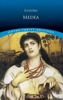 Medea, Paperback by Euripides; Warner, Rex, Brand New, Free shipping in the US