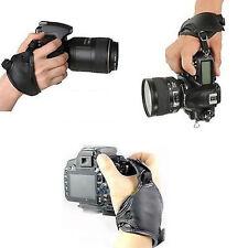 Leder Handschlaufe Hand Strap Kompatibel mit KameraSchlaufe DSLR SLR Pro ddbb