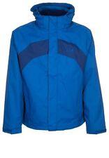 Mens Jack Wolfskin Serpentine Waterproof 3-in-1 Jacket Blue Small BNWT RRP £225