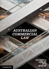 Australian Commercial Law: By Dilan Thampapillai, Claudio Bozzi, Vivi Tan, An...