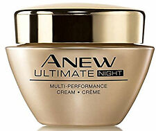 Avon Aultimate 7s Night Cream 50ml / Anti Age and Anti-wrinkle