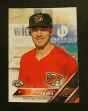 2016 Topps Pro Debut, Great Falls Voyagers - ZACK ERWIN