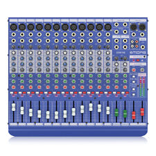 Midas DM16 Audio Mixer 16 Channel Mixing Desk Studio Band Sound Board