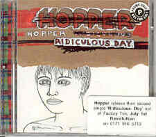 Hopper - Ridiculous Day UK 1996 CD Factory Too Butler