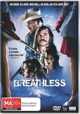 Breathless (DVD, 2012)