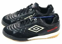 Umbro Youth Pro Equipe Indoor Rubber Vintage Soccer Cleat Shoe Size 39 EU 6.5 US