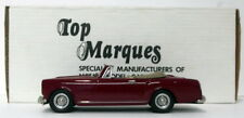 Top Marques 1/43 Scale HE8A - 1966-67 Alvis TF Convertible - Regency Red