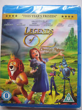 Legends of Oz: Dorothy's Return (Blu-Ray 2014) NEW SEALED Region B