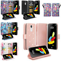For Coolpad Illumina / Legacy Go/3310A Cute Card Holder Wallet Phone Case Cover