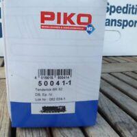 Piko 50041-1 Leerverpackung Dampflok BR 082 024-1, BR 82 DB OVP, Box, Schachtel