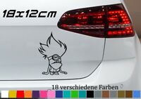 Minion Böse 18x12cm Auto Gru Tuning Golf GTI JDM OEM Car Funny Sticker Aufkleber