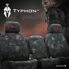 Coverking Camo Kryptek Typhon Neosupreme Front Seat Covers for Ford F550