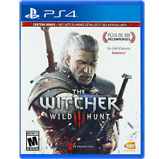 The Witcher III: Wild Hunt PS4 [Brand New]