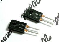 2pcs - BY223 FAST RECOVERY RECTIFIER DIODES
