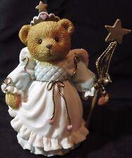 """Cherished Teddies Kittie """"You Make Wishes Come True"""" 131865 Adoption Center"""