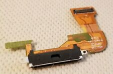 New Apple OEM 30-Pin Charge Port Dock Flex Cable - IPHONE 3GS A1303 A1325  BLACK
