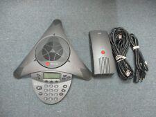 Polycom SoundStation VTX 1000 2201-07142-001 Display Conference Telephone #C