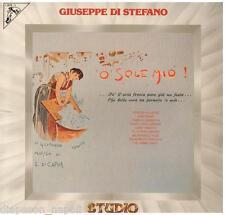 Giuseppe Di Stefano: Celebri Canzoni Napoletane, 'O Sole Mio!  - LP