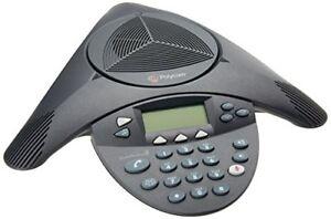 Polycom SoundStation 2 Conference-Telefon Non-Expandable