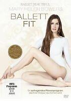 Mary Helen Bowers - Ballet Fit | DVD | Zustand gut