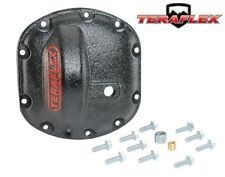 TeraFlex Heavy Duty Front Differential Cover Kit - Black for Jeep Dana 30