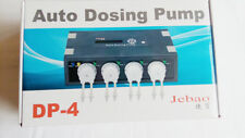 Jebao jecod dosing pump DP-4, 4 CHANNEL marine aquarium SALTWATER AQUARIUM REEF