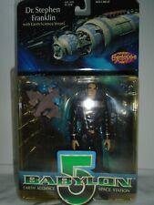 Babylon 5 Dr. Stephen Franklin Action Figure Wb 1997