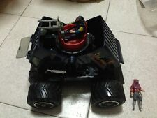 Vintage M.A.S.K. Volcano - moderate chrome (Loose 100% complete)