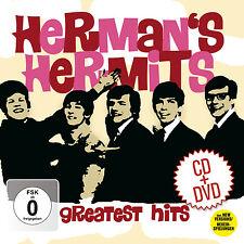 CD DVD Hamilton Ermitaños Greatest Hits 2CDs y dvd Conjunto