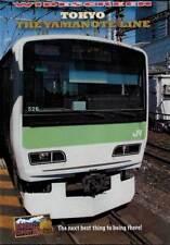 Tokyo The Yamanote Line DVD NEW Shinkansen Shinegawa Shinjuku commuters electric