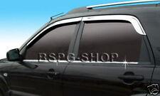 Zubehör für Kia Sportage 2004-2009 untere Fensterleisten Chrom Seitenleisten