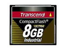 Transcend 8GB Ultra Speed Industrial CompactFlash (CF) Card