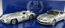 MINICHAMPS - Mercedes-Benz 300 SLR, W 196 S  und SLR McLaren - 1:43 - in OVP
