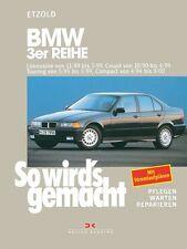 WERKSTATTHANDBUCH REPARATURANLEITUNG SO WIRD´S GEMACHT 74 BMW 3er REIHE E36