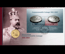 2010 $1 Centenary of Australian Coinage PNC