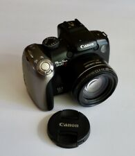 Canon Powershot SX20 IS camera with instruction manuals