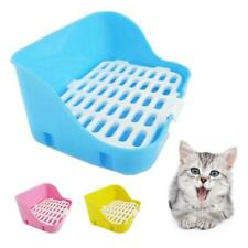 Rabbit Square Potty Trainer Bed Corner Hygiene Litter Bedding for Small Animal v