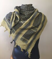 Rothco Shemagh Tactical Desert Scarf, Coyote Brown.