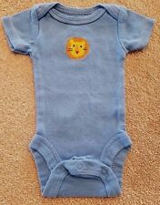 SWEET! BABIES R US PREEMIE BLUE LION BODYSUIT REBORN