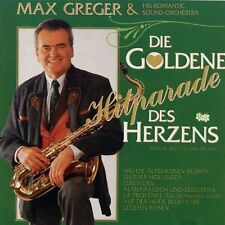 Max Greger Die goldene Hitparade des Herzens (1990) [CD]