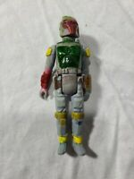 "Star Wars Boba Fett Loose 4"" Action Figure Vintage Kenner 1979 Hong Kong"