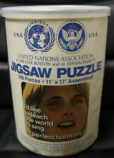 """United Nations Coca-Cola """"I'd Like to Teach the World to Sing"""" Can Puzzle, MIP!"""