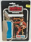 Star Wars Luke Skywalker X-Wing Pilot Palitoy 30 Back Cardback Vintage Backing