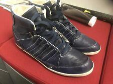 48a075fb98c2 Y-3 Adidas Yohji Yamamoto High Top Trainers Blue 13 13.5