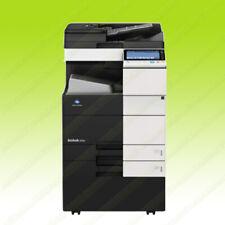 Konica Minolta Bizhub 454e Laser Bw Printer Scan Copier A3 Duplex Mfp 45ppm 554e