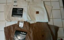 Carhartt shorts size 28 set of 2 nwt free shipping