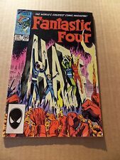 Fantastic Four  280  .   Marvel 1985 -  FN +