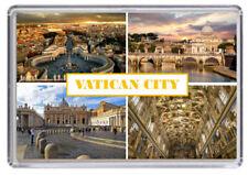 Vatican City Fridge Magnet 02